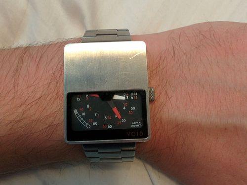 ユニークな腕時計13