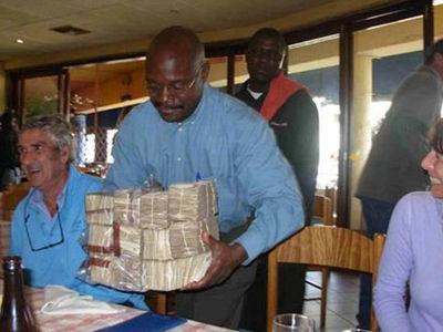 ジンバブエ・インフレ