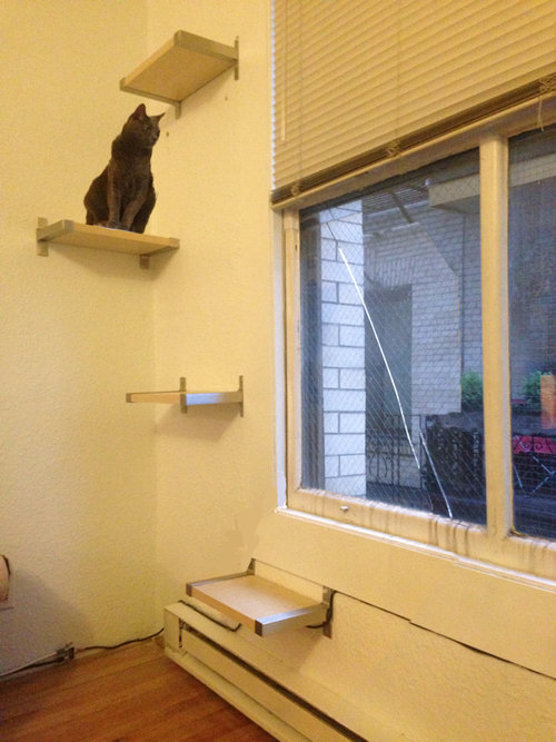 猫のための棚04