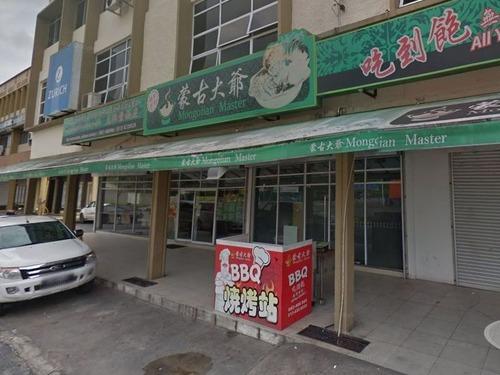 マレーシアのレストランは体型によるディスカウントがある