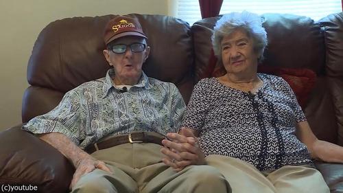 結婚71年の夫婦、同日に亡くなる02