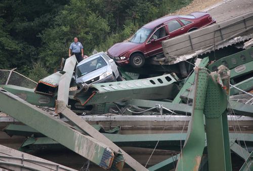 ミネソタの橋の事故12