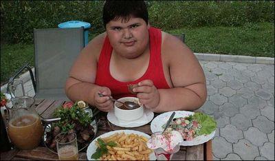 世界一肥満の子供04