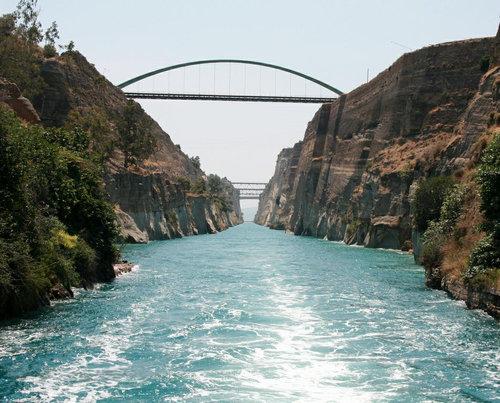 コリントス運河07