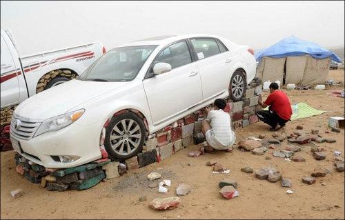 サウジアラビアの遊び02