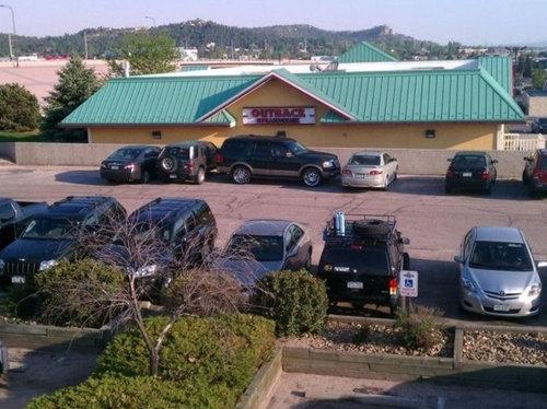 違法駐車01