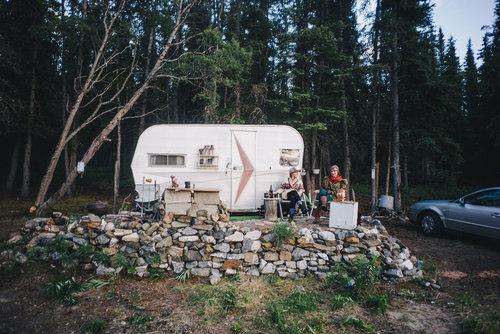 アラスカへの旅24
