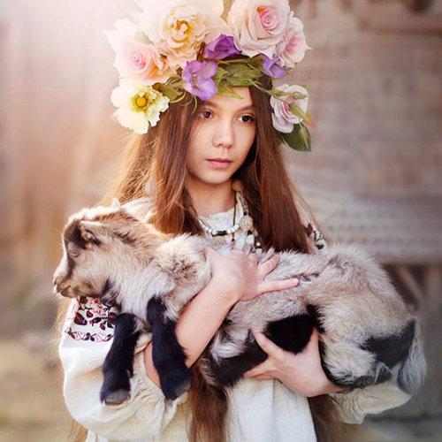 ウクライナ女性の伝統衣装10