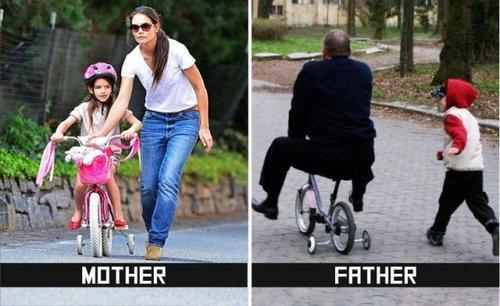 ママとパパの子育ての決定的な違い04