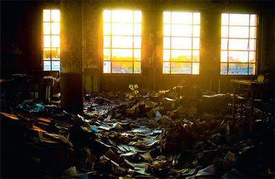 デトロイトの廃校03