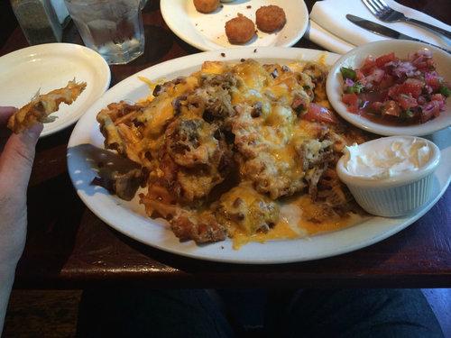 イギリス人にとってのアメリカの食事06