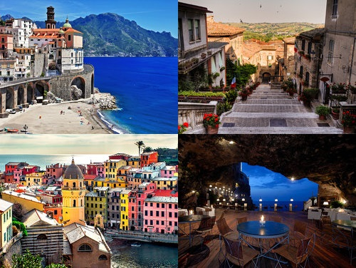 イタリアの15の観光スポット00