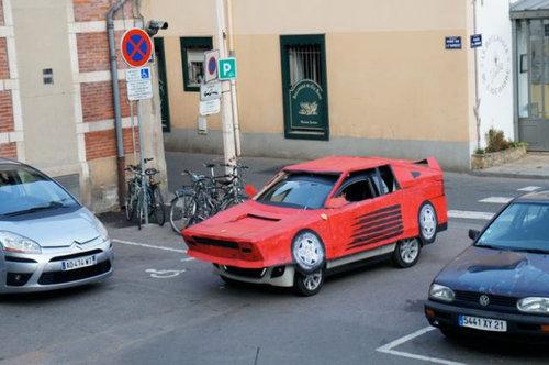 フェラーリに変身03