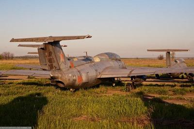 ウクライナの廃棄兵器01