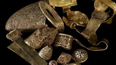 イギリス七王国時代の金銀財宝02