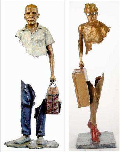 フランス人彫刻家ブルーノ・カタラーノ04
