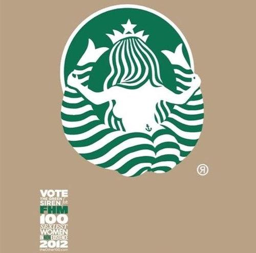スタバのロゴ01