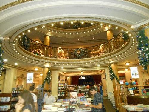 世界一美しいブエノスアイレスの本屋07