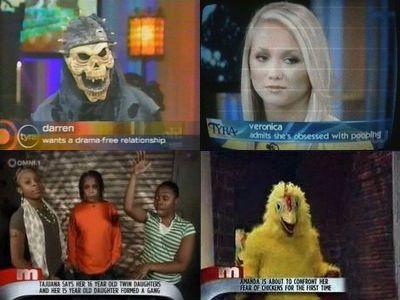 アメリカのテレビショー00