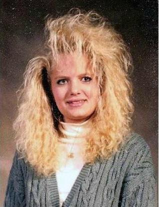 80年代の髪型18