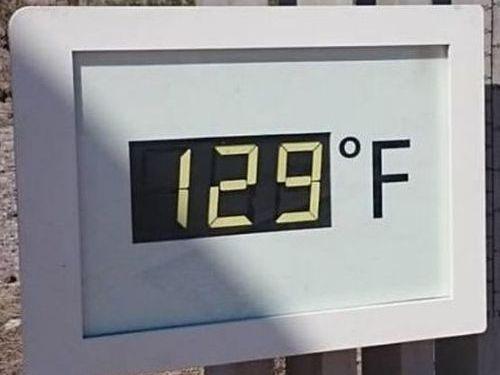 デスバレーの気温02