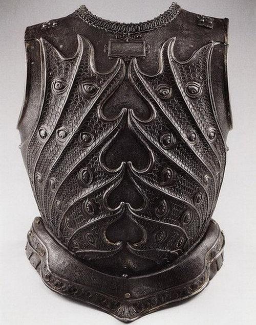 フィリッポ・ネグローリの甲冑12