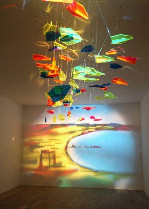 光のアート01