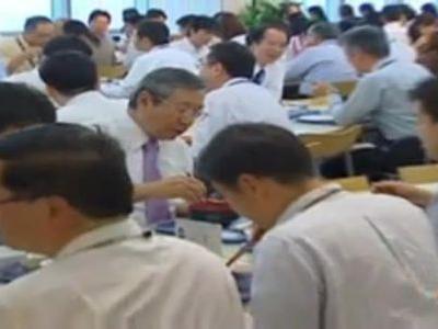 JALの社長の給料がパイロットより低いとCNNがレポートした映像