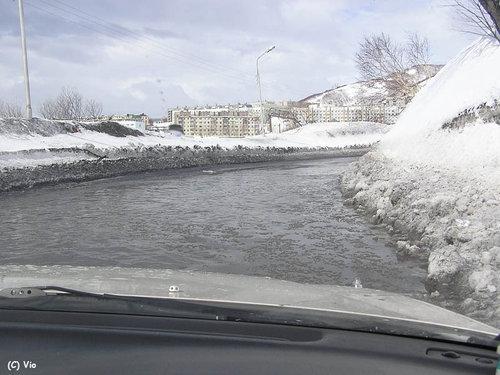ロシアの普通の冬11