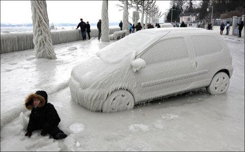 ヨーロッパの大寒波02