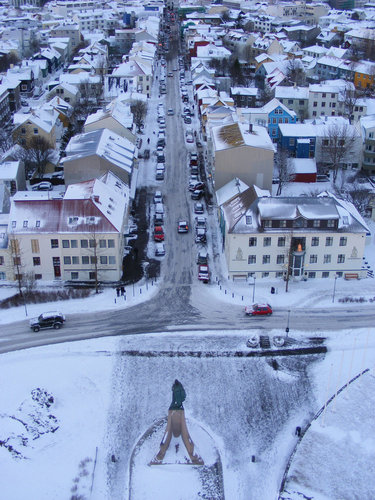 アイスランドの街並み05