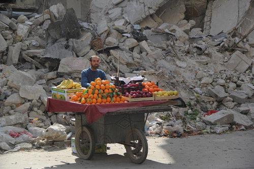 シリアの生活01