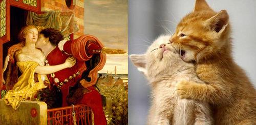 猫で再現するあの名画14