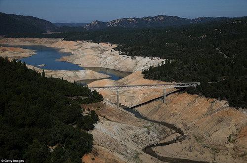 カリフォルニアの干ばつ04