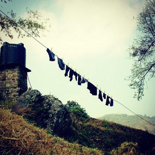 海外の洗濯物20