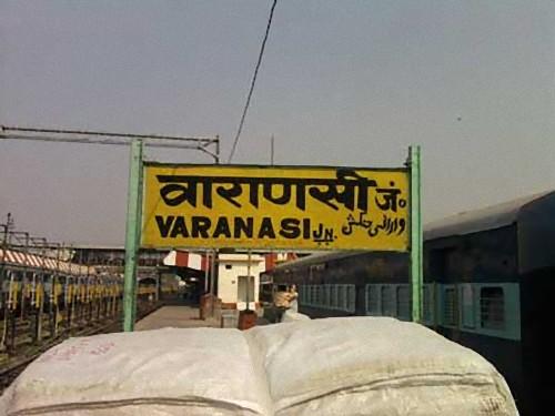 インドの電車が逆走