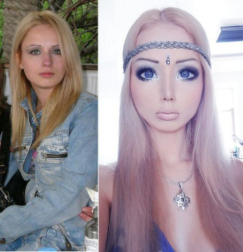 人形にしか見えない美女たち02