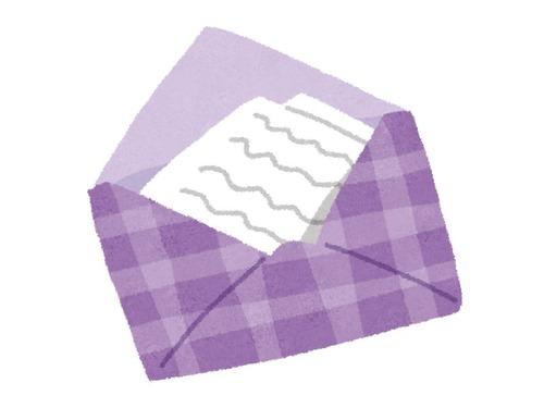 7歳の男の子が天国のパパに送った手紙