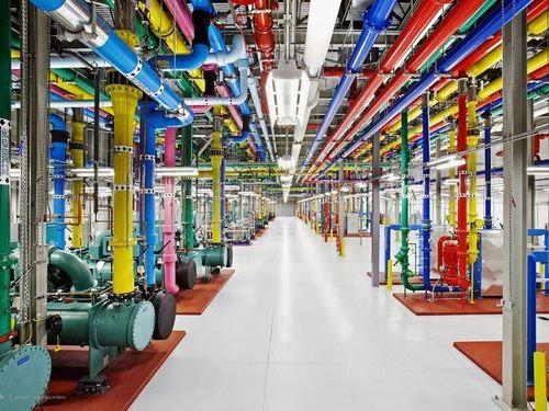 Googleのデータセンター00