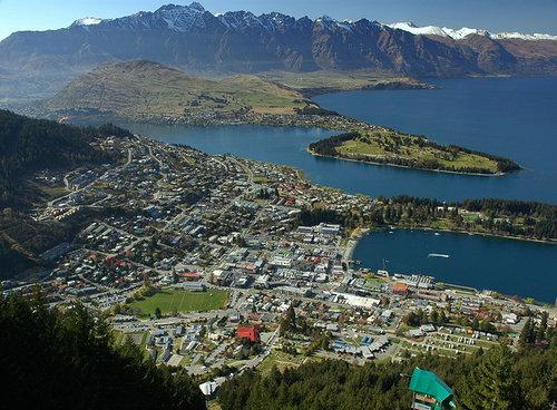ニュージーランド上空02