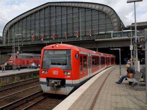 ドイツの電車でいたずら00