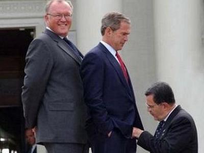 ブッシュ大統領01