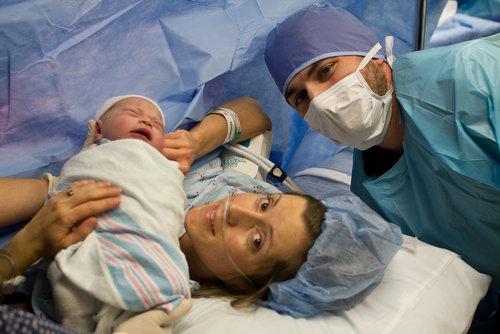 妻の出産後の写真03