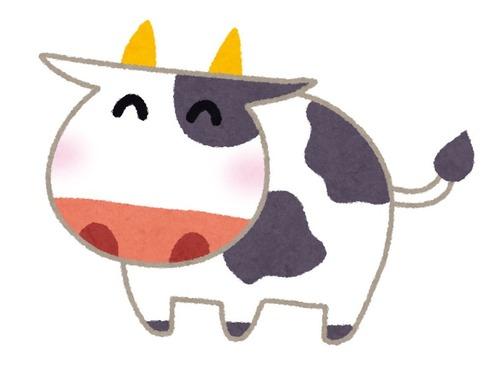 牛のための耳あて