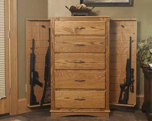 銃の隠し場所20