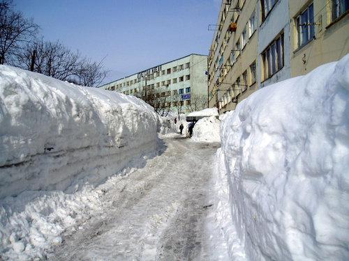 ロシアの普通の冬08