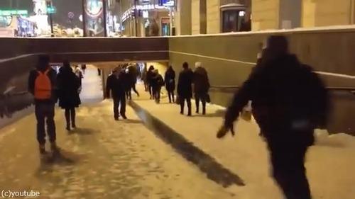 おそロシア…モスクワの冬の楽しみ方01