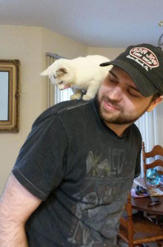 かわいそうな子猫を見つけた08