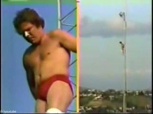 「飛込競技」のギネス記録00