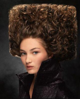 モダンなヘアスタイル02